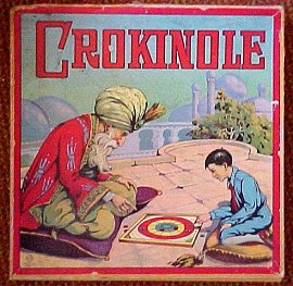 Crokinole Game Cover |Pichenotte Games