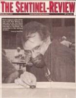 Canadian News Sentinel - 1999 |Pichenotte Games
