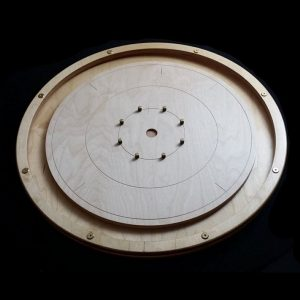 Round Game Boards