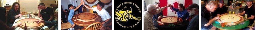 Pichenotte and Crokinole Games