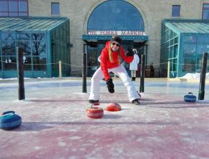 Canada-Manitoba-Winnipeg-The-Forks-Curling-Tamara