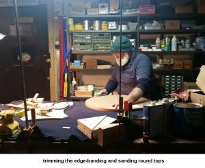 edge banding 917