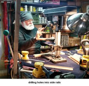 rails drilling 151