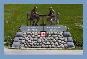 canadian monument 400