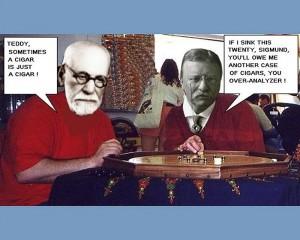 Freud and Teddy 800